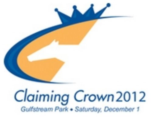 $100,000 10-cent Claiming Crown Pick Tops Gulfstream Wagering Menu