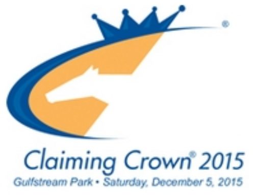 2015 Claiming Crown Set for December 5 at Gulfstream Park