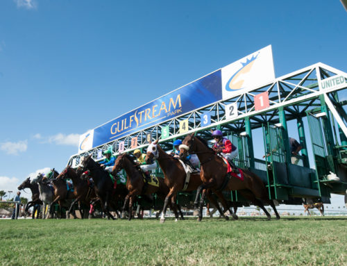 Claiming Crown Continues to Evolve with Record Handle at Gulfstream